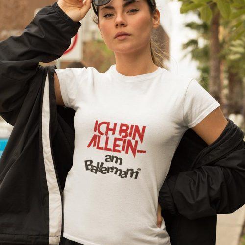 Ich Bin Allein Am Ballermann (Aktiv/Frauen)