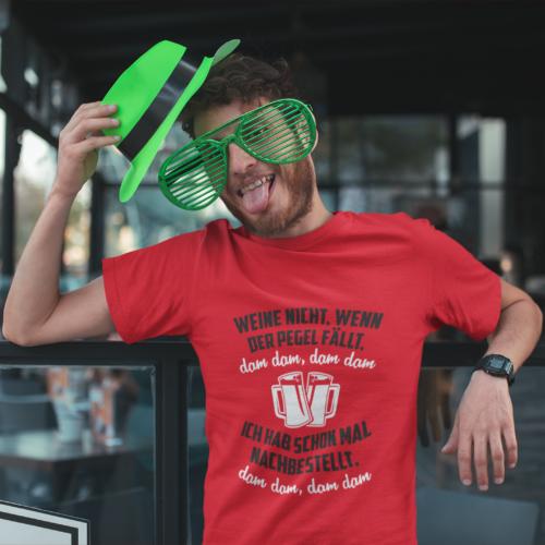 Weine Nicht (T-Shirt/Männer)