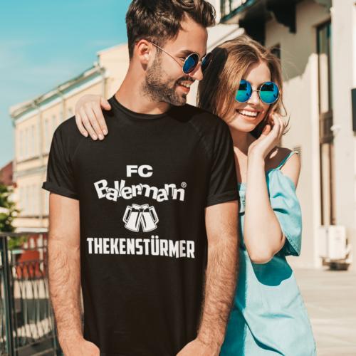 FC Ballermann Thekenstürmer (T-Shirt/Männer)